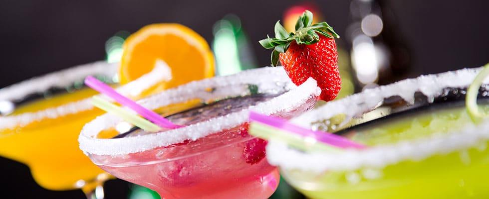 Frozen Cocktails & Slushie machines